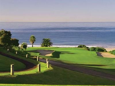Golfing at Sandpiper
