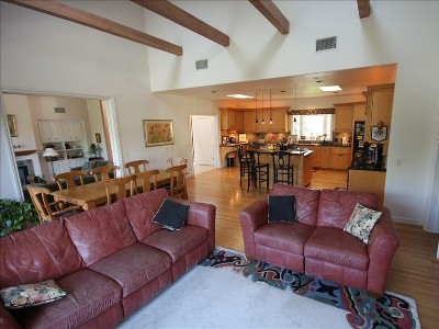 Family Room/Kitchen/ Great Room