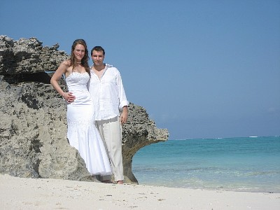 North Caicos condo rental - After the Wedding on Hollywood Beach at Hollywood